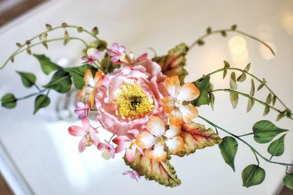 цветочная мастика