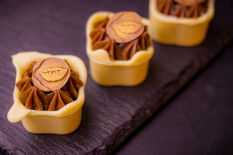 шоколадные конфеты ручной работы спб
