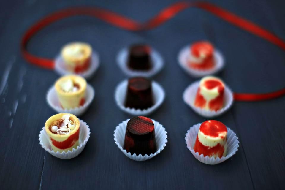 курсы приготовления конфет